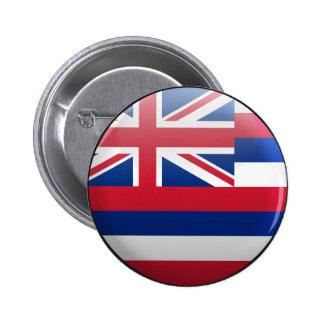Drapeau d'Hawaï Badges