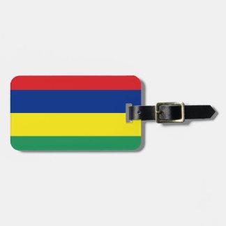 Drapeau d'identification facile personnelle des étiquette à bagage