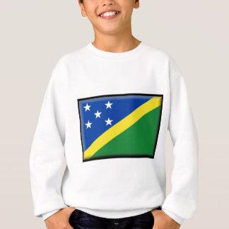 Drapeau d'îles Salomon Sweatshirt