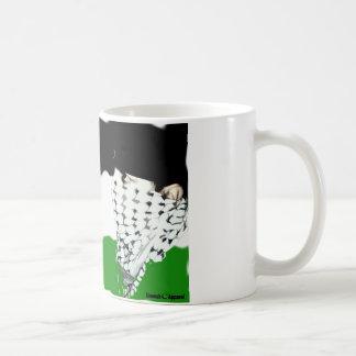 Drapeau d'Intifada de la Palestine Mug