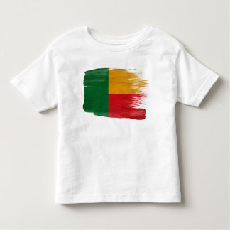 Drapeau du Bénin T-shirt Pour Les Tous Petits