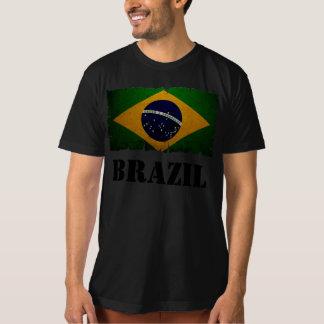 drapeau du Brésil T-shirts