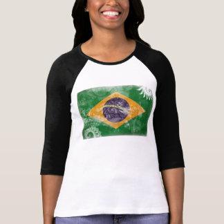 Drapeau du Brésil T-shirt