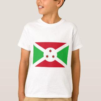 Drapeau du Burundi T-shirt