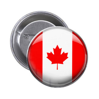 Drapeau du Canada Badges