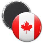 Drapeau du Canada Magnets Pour Réfrigérateur