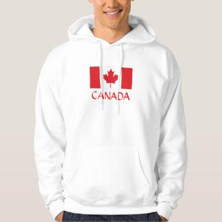 Drapeau du Canada Veste À Capuche