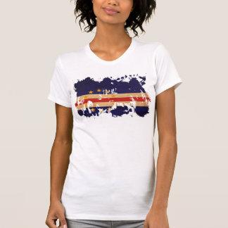 Drapeau du Cap Vert T-shirt
