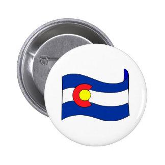 Drapeau du Colorado Badge