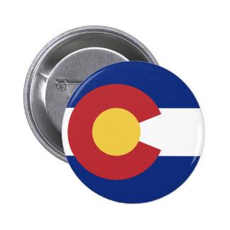 Drapeau du Colorado Pin's