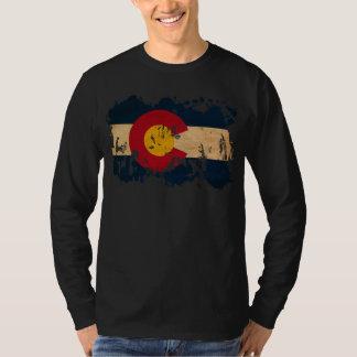 Drapeau du Colorado T-shirt