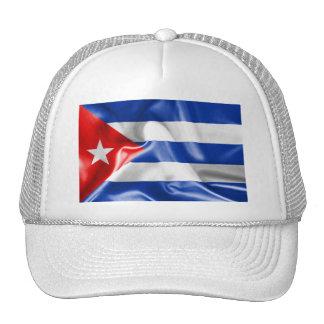 Drapeau du Cuba Casquette