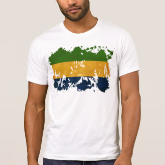 Drapeau du Gabon T-shirt