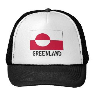 Drapeau du Groenland Casquette