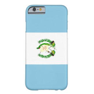 Drapeau du Guatemala Coque iPhone 6 Barely There