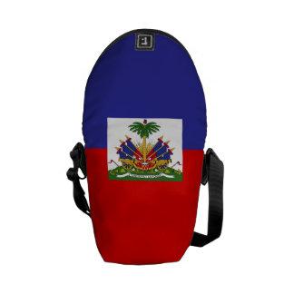 Drapeau du Haïti Sacoches