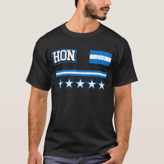 Drapeau du Honduras T-shirt