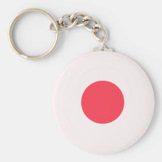 Drapeau du Japon Porte-clés