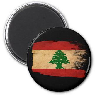 Drapeau du Liban Magnets Pour Réfrigérateur