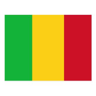 Drapeau du Mali Cartes Postales