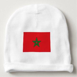 Drapeau du Maroc Bonnet De Bébé