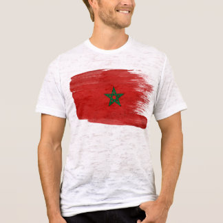 Drapeau du Maroc T-shirt