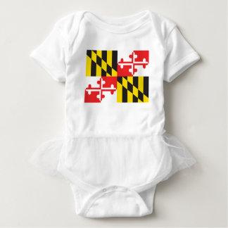 Drapeau du Maryland Body