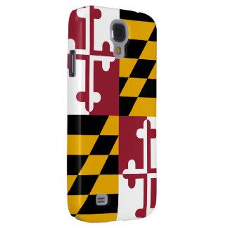 Drapeau du Maryland Coque Galaxy S4