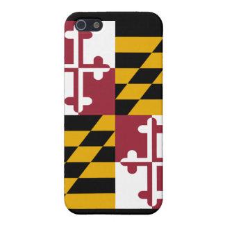 Drapeau du Maryland Étui iPhone 5