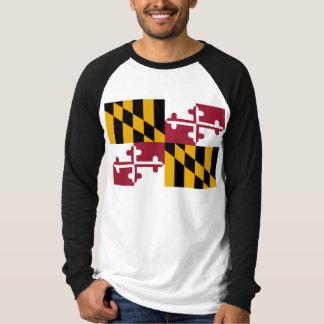 Drapeau du Maryland T-shirt