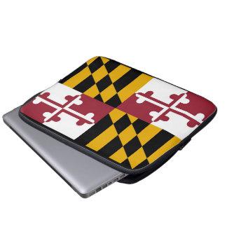 Drapeau du Maryland Trousses Ordinateur