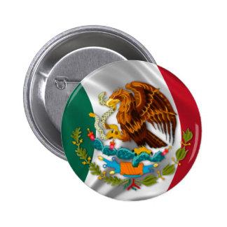 Drapeau du Mexique, manteau des bras Badge