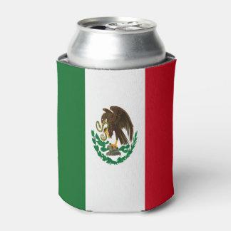 Drapeau du Mexique Rafraichisseur De Cannettes