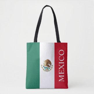 Drapeau du Mexique Sac