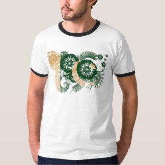 Drapeau du Pakistan T-shirt