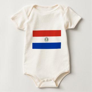 Drapeau du Paraguay - le Bandera De Paraguay Body