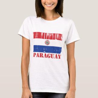 Drapeau du Paraguay T-shirt