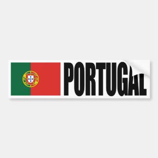 Drapeau du Portugal Autocollant De Voiture