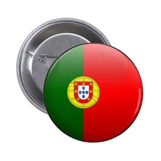 Drapeau du Portugal Badge