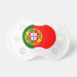 Drapeau du Portugal Sucette Pour Bébé