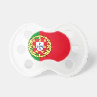 Drapeau du Portugal Tétine