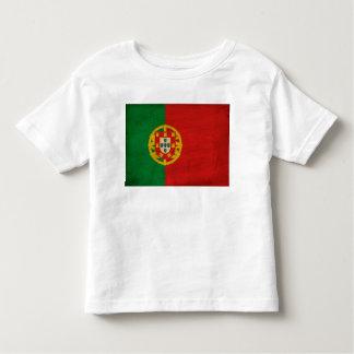 Drapeau du Portugal T-shirt Pour Les Tous Petits