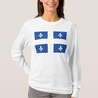 Drapeau du Québec T-shirt