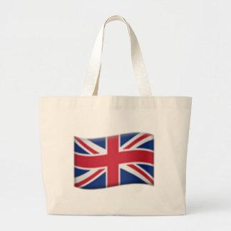 Drapeau du Royaume-Uni - Emoji Grand Sac