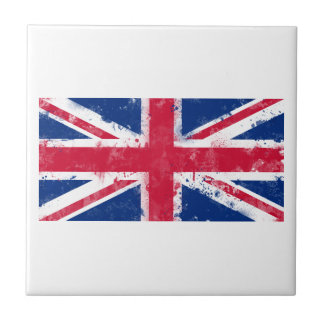Drapeau du Royaume-Uni ou d'Union Jack Carreau