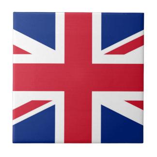 Drapeau du Royaume-Uni R-U Petit Carreau Carré