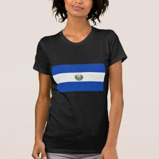 Drapeau du Salvador - Bandera De Salvador T-shirt