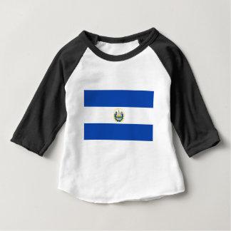 Drapeau du Salvador - Bandera De Salvador T-shirt Pour Bébé
