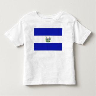 Drapeau du Salvador T-shirt Pour Les Tous Petits