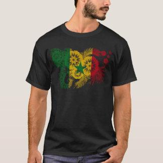Drapeau du Sénégal T-shirt
